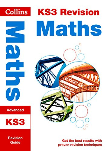 9780007562787: Collins New Key Stage 3 Revision — Maths (Advanced): Revision Guide