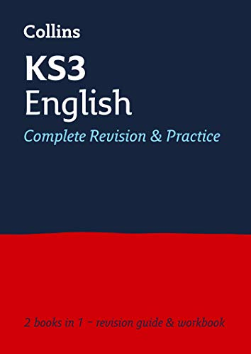 9780007562817: Collins New Key Stage 3 Revision — English: All-In-One Revision And Practice