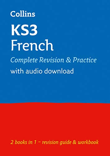 9780007562855: Collins New Key Stage 3 Revision — French: All-In-One Revision And Practice