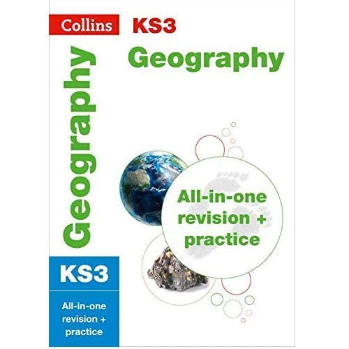 9780007562879: Collins New Key Stage 3 Revision — Geography: All-In-One Revision And Practice