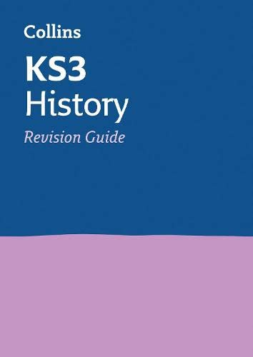 Collins New Key Stage 3 Revision ? History: Revision Guide: Collins UK