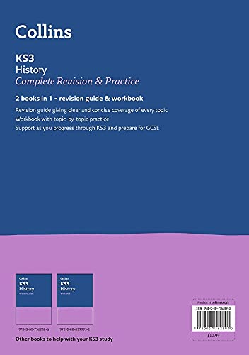 9780007562893: KS3 History All-in-One Revision and Practice (Collins KS3 Revision and Practice - New Curriculum) (Collins KS3 Revision and Practice - New 2014 Curriculum)