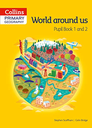 9780007563586: Collins Primary Geography Pupil Book 1 & 2