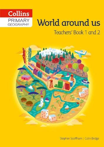 9780007563630: Collins Primary Geography Teacher's Guide Book 1 & 2