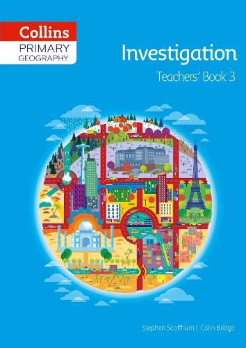 9780007563647: Collins Primary Geography Teacher's Guide Book 3