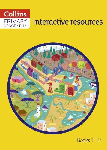 9780007563685: Collins Primary Geography Resources CD 1