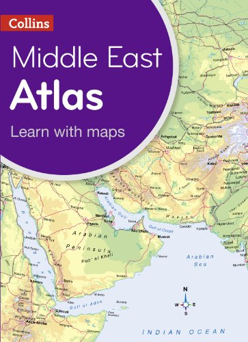 9780007563708: Collins Primary Geography Atlas for the Middle East (Primary Geography)