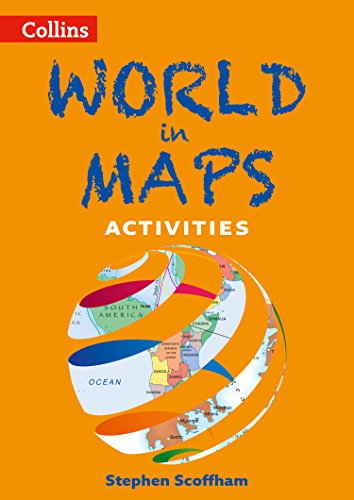 9780007563715: Collins World in Maps Activities (In Maps)
