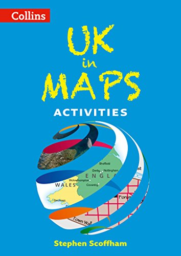 9780007563722: Collins UK in Maps Activities (In Maps)