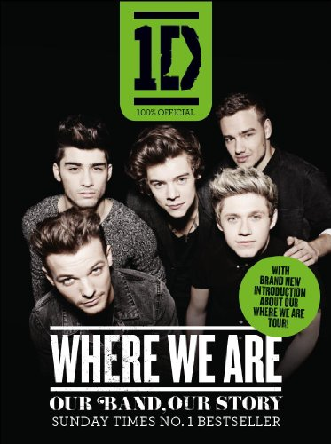 9780007564286: One Direction: Where We Are (100% Official): Our Band, Our Story
