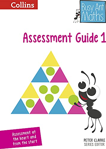 9780007568154: Busy Ant Maths ? Assessment Guide 1