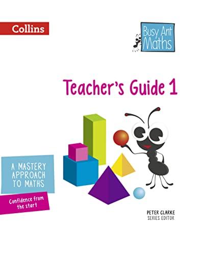 9780007568178: Busy Ant Maths — Year 1 Teacher's Guide