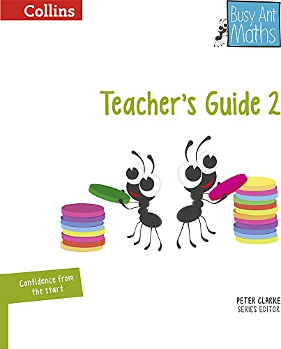 9780007568185: Busy Ant Maths — Year 2 Teacher's Guide
