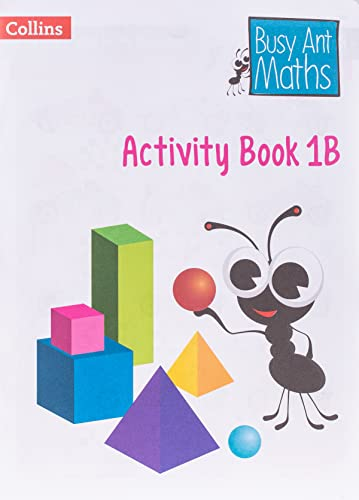 9780007568208: Busy Ant Maths - Year 1 Activity Book 1B
