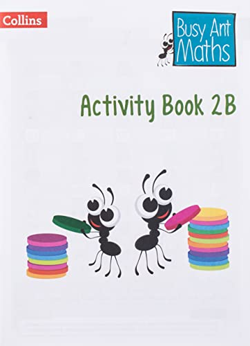 9780007568239: Busy Ant Maths - Year 2 Activity Book 2B