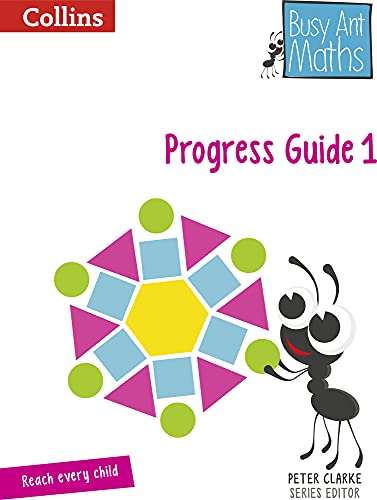 9780007568253: Busy Ant Maths - Progress Guide 1