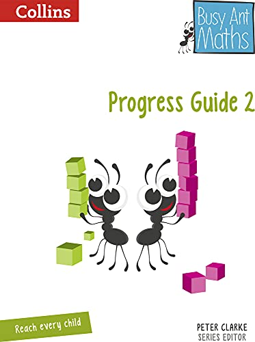 9780007568260: Busy Ant Maths - Progress Guide 2