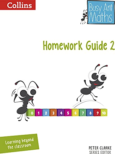 9780007568284: Busy Ant Maths — Year 2 Homework Guide