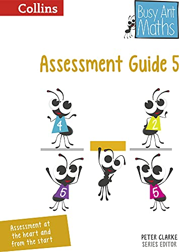 9780007568291: Busy Ant Maths - Assessment Guide 5