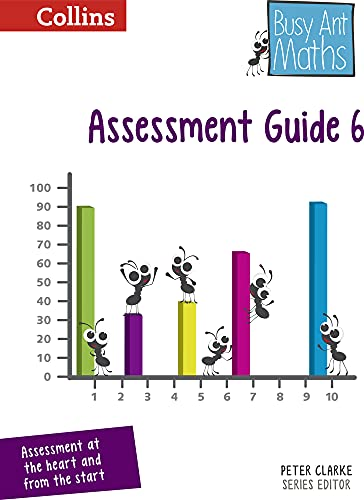 9780007568307: Busy Ant Maths � Assessment Guide 6