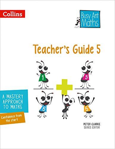 9780007568314: Busy Ant Maths - Teacher's Guide 5