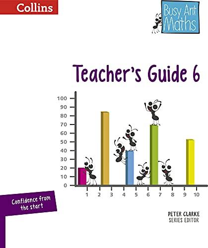 9780007568321: Busy Ant Maths - Teacher's Guide 6