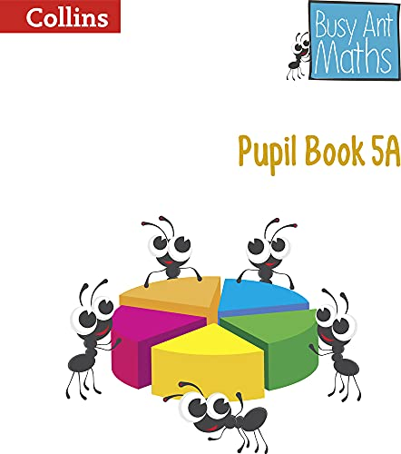 9780007568338: Busy Ant Maths — Pupil Book 5a