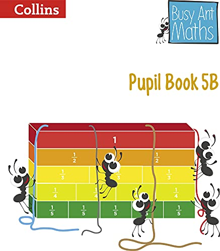 9780007568345: Pupil Book 5B (Busy Ant Maths)