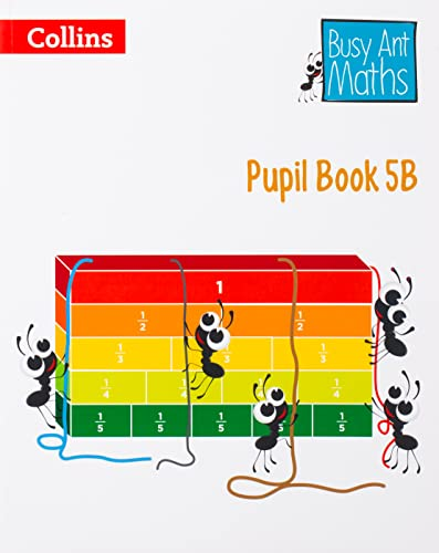 9780007568345: Busy Ant Maths — Pupil Book 5b