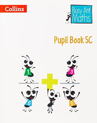 9780007568352: Busy Ant Maths — Pupil Book 5c