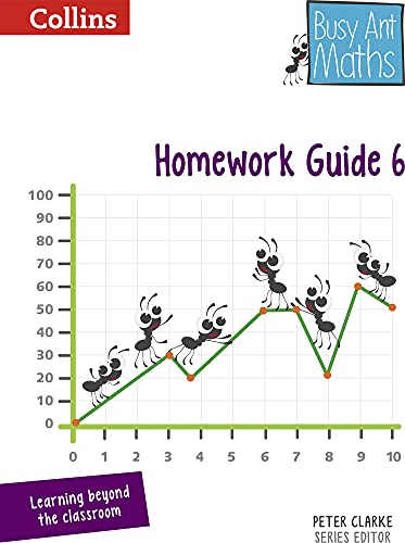9780007568406: Homework Guide 6 (Busy Ant Maths)