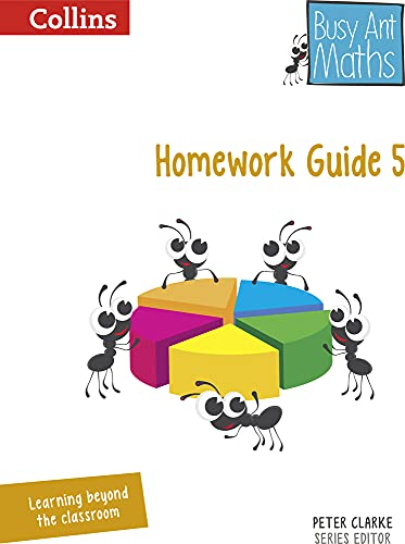 9780007568680: Busy Ant Maths - Homework Guide 5