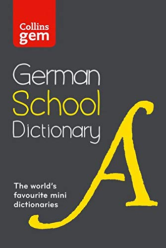 9780007569328: Collins Gem German School Dictionary (Collins School)