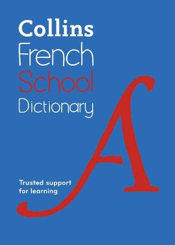 9780007569359: Collins School - Collins French School Dictionary