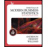 9780007572403: Essentials of Modern Business Statistics With Microsoft Excel - Textbook Only