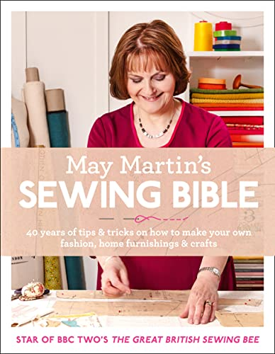 9780007573042: May Martin's Sewing Bible: 40 years of tips and tricks