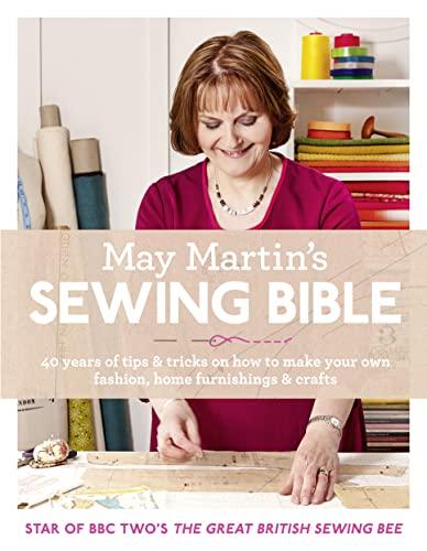 May Martin's Sewing Bible (Hardcover): May Martin