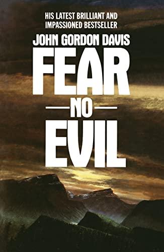 9780007574445: Fear No Evil