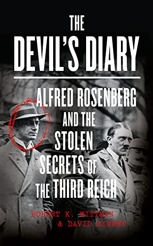 9780007576647: Devil's Diary: Hitler's High Priest and the Hunt for the Lost Papers of the Third Reich