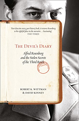 9780007576654: The Devil's Diary: Alfred Rosenberg and the Stolen Secrets of the Third Reich