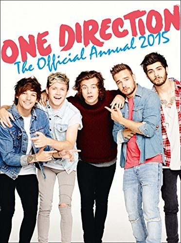 9780007577354: One Direction: The Official Annual 2015