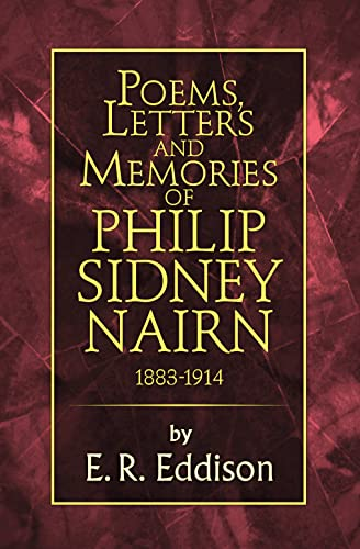 9780007578078: Poems, Letters and Memories of Philip Sidney Nairn