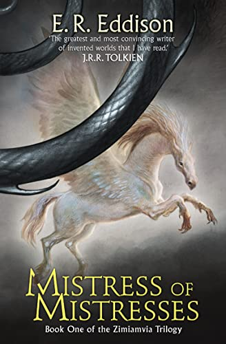 9780007578139: Mistress of Mistresses (Zimiamvia, Book 1)