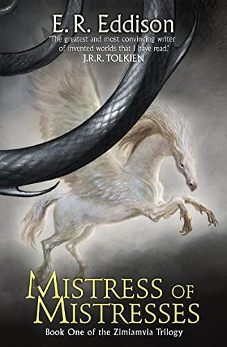 9780007578139: Mistress of Mistresses (Zimiamvia, Book 1)