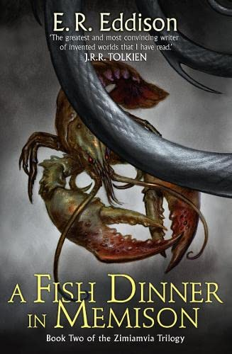 9780007578153: A Fish Dinner in Memison (Zimiamvia, Book 2)