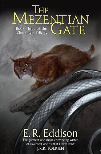 9780007578177: The Mezentian Gate (Zimiamvia, Book 3)