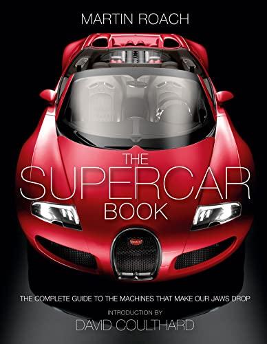 9780007578504: The Supercar Book for Boys