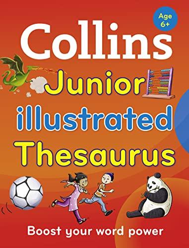 9780007578733: Collins Junior Illustrated Thesaurus (Collins Primary Dictionaries)