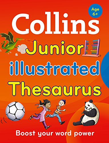 9780007578733: Collins Junior Illustrated Thesaurus (Collins Primary Dictionaries)