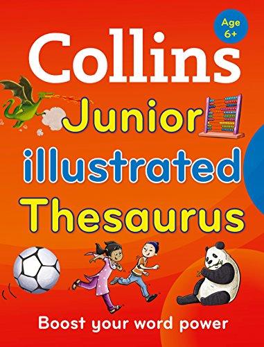 9780007578733: Collins Junior Illustrated Thesaurus [Second Edition] (Collins Primary Dictionaries)